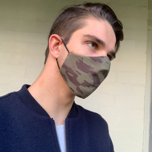New 3 Layer Patterned Masks