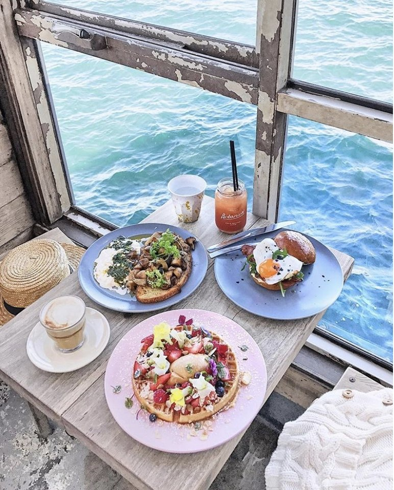 SNAP, SHARE, EAT: THE MOST INSTAGRAMMABLE CAFES IN AUSTRALIA