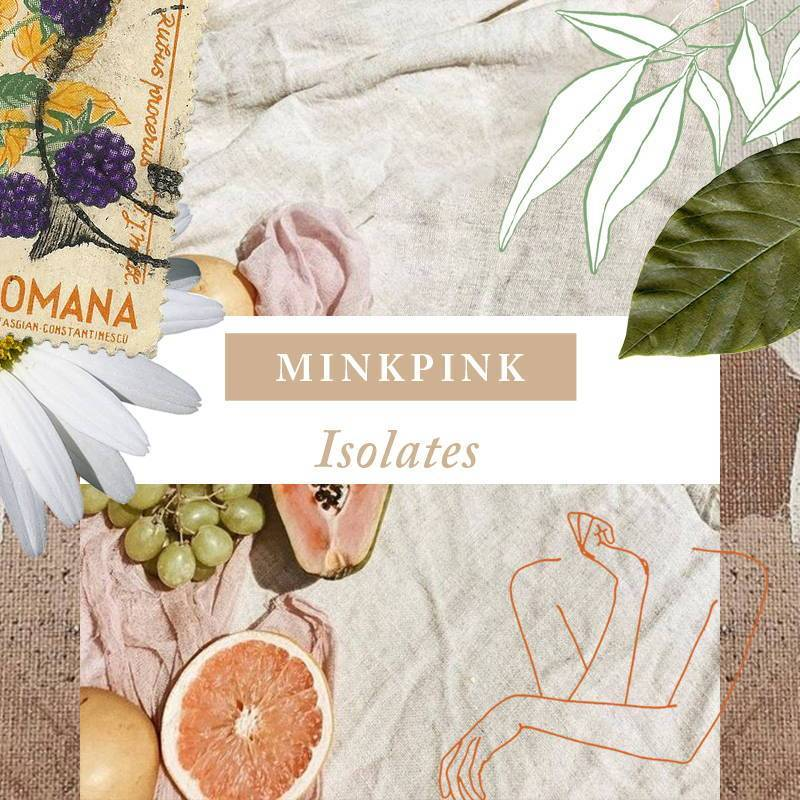 MINKPINK ISOLATES