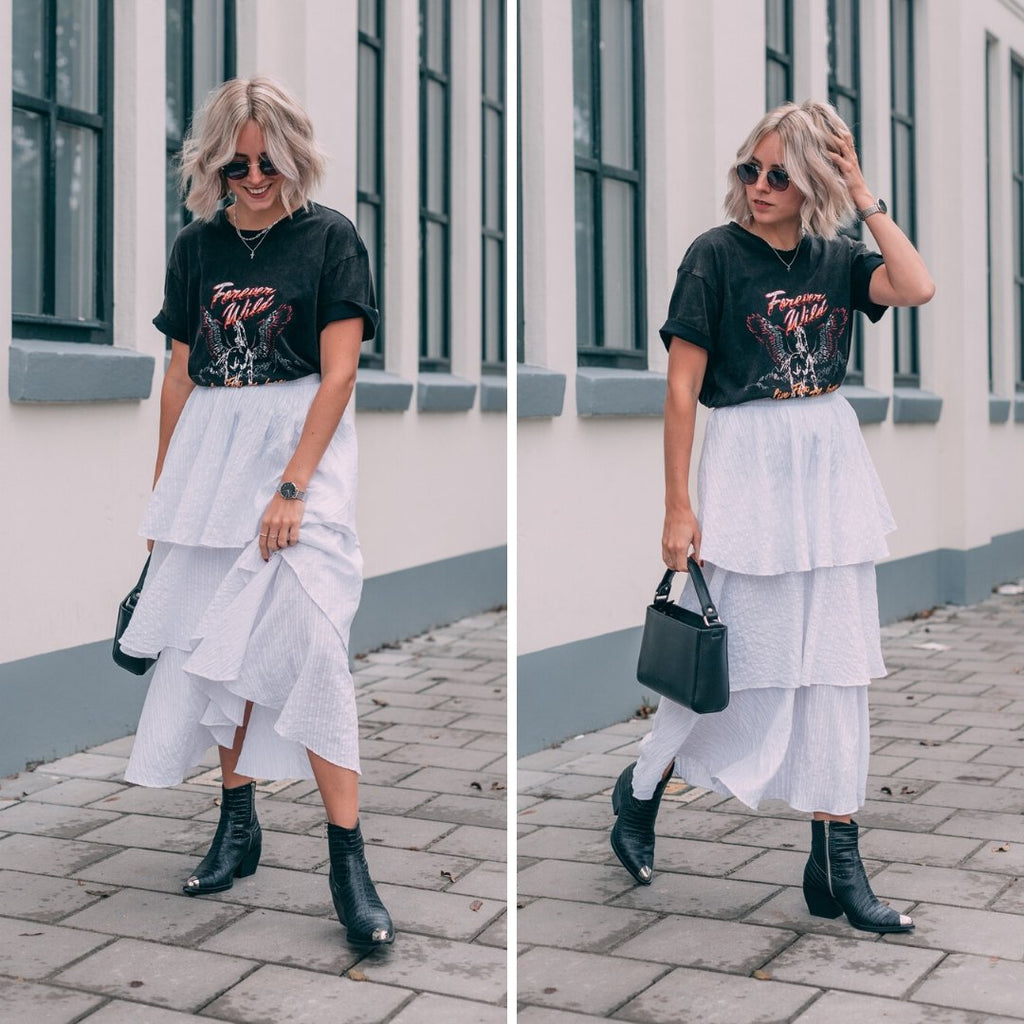 STYLING THE GRAPHIC TEE