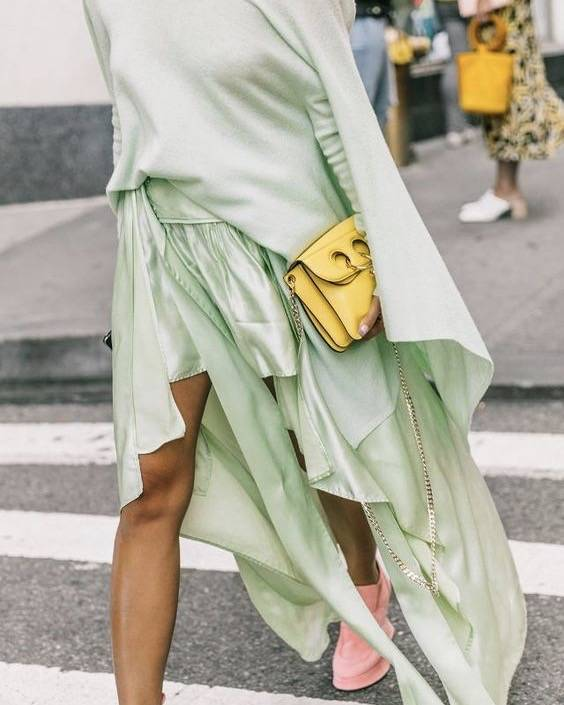 IS PISTACHIO GREEN THE NEW MILLENNIAL PINK?