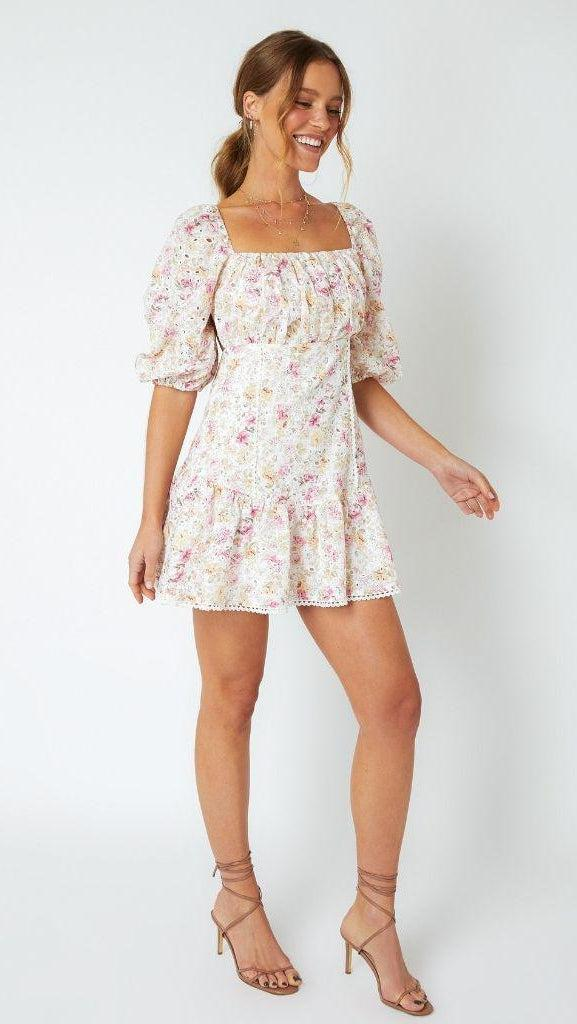 Mandalay Mini Dress