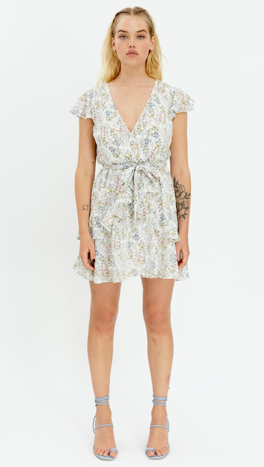TEGAN MINI DRESS