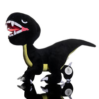 Black Open Mouth NYA Plush Toy