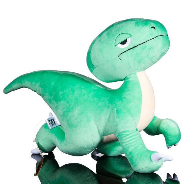 Green Nya Plush Toy