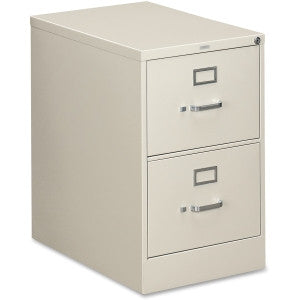 Two Drawer Vertical - Legal - Grey