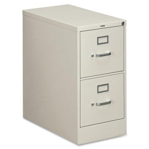 Two Drawer Vertical - Letter - Grey