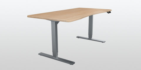 "Ascent Electric 24.5-50"" Height Adjustable Desk"