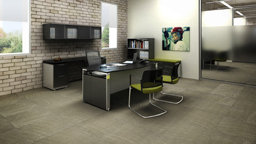 Concourse Private Office Layout 2 Brandon Business Interiors