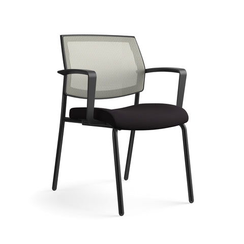 FocusSide Mesh Arm Chair