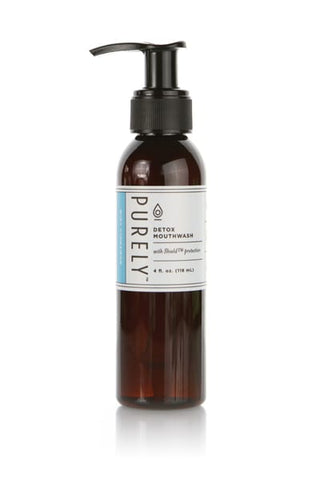 Image of Mint Cinnamon Detox Mouthwash
