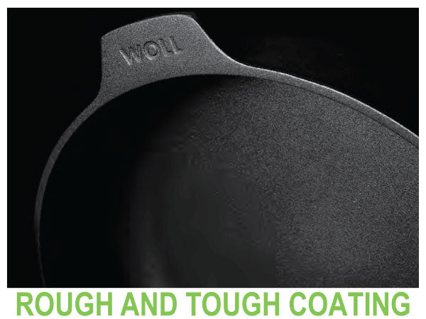 Woll Diamond XR Logic Non-Stick Coating