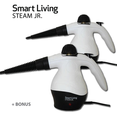 SMART LIVING STEAM JR.S X 2 + EXTRA BONUS - Ocean Sales USA
