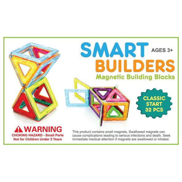 SMART BUILDERS TOY SETS BUNDLE - Ocean Sales USA