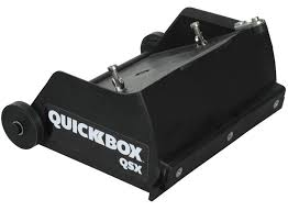 "Tape Tech 8.5"" QuickBox Finishing Box (fast set compound)"