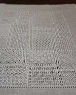 Danish Pulled  Thread Placemat