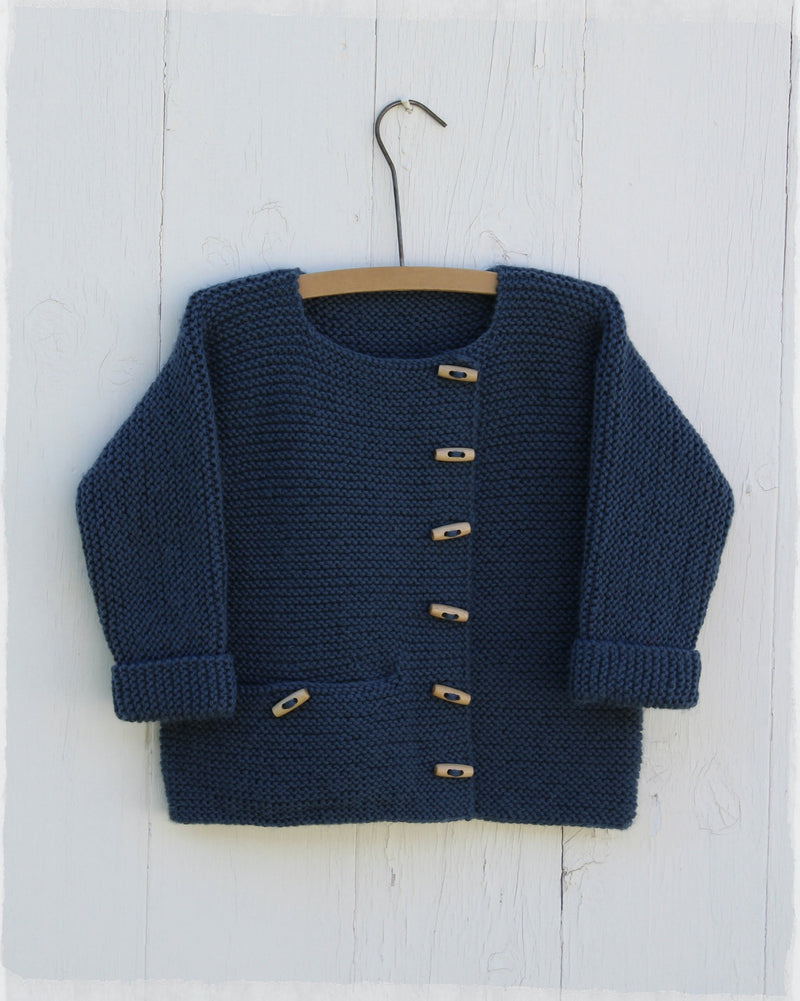 Child's Toggle Cardigan