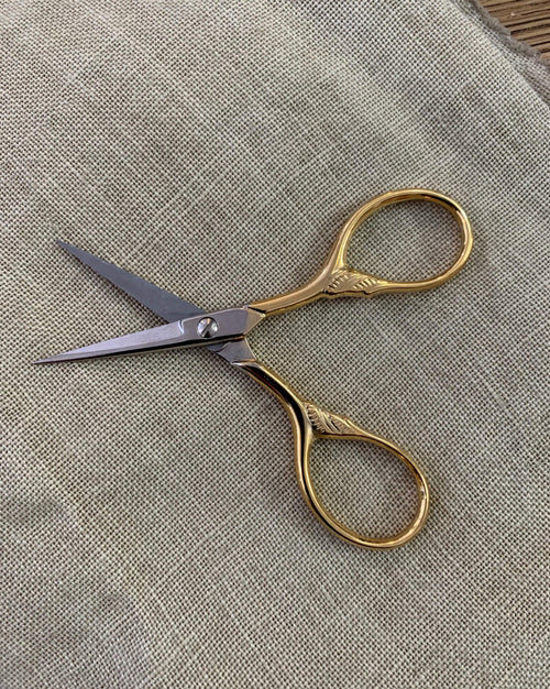 Lion Tail Embroidery Scissors