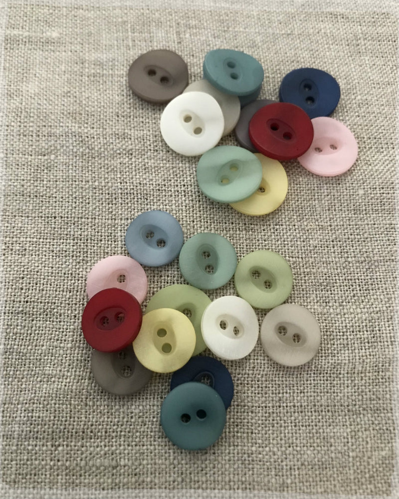 The Colours of Bliss Buttons