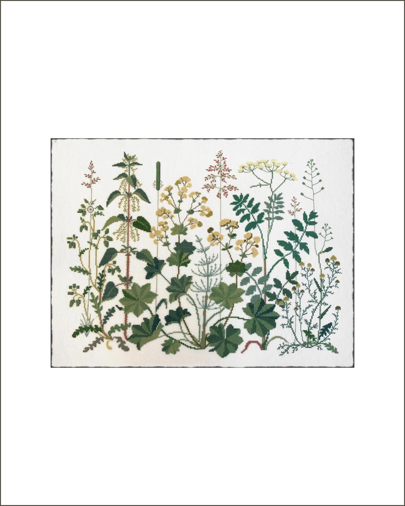 Lovefod [Wild Weeds] Kit