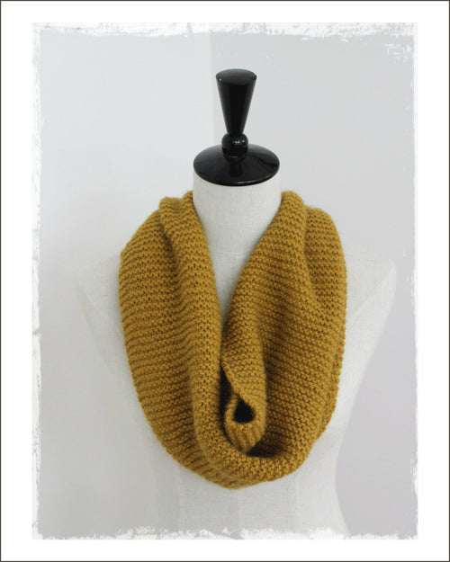 Infinity Country Cable Scarf