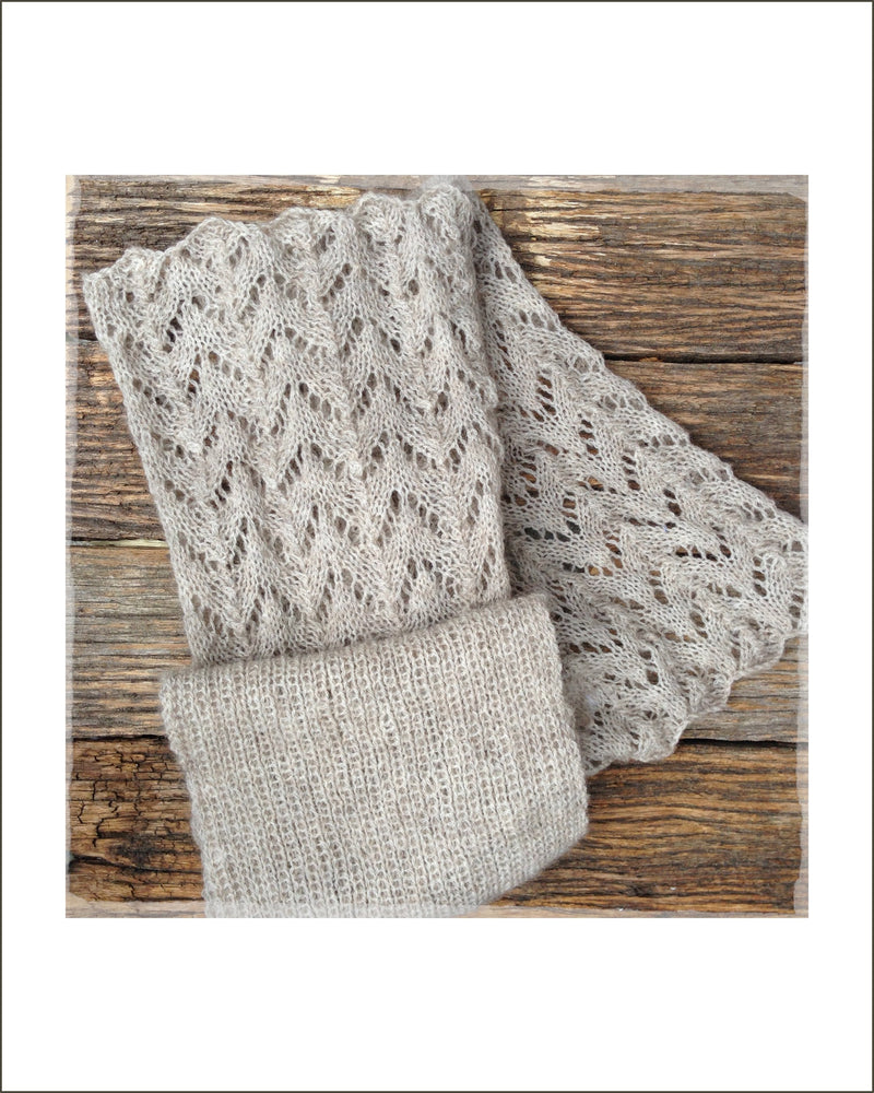 Southern Alps Scarf Kit