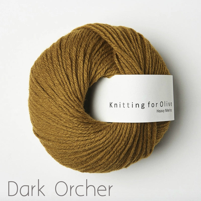 Knitting for Olive HEAVY Merino