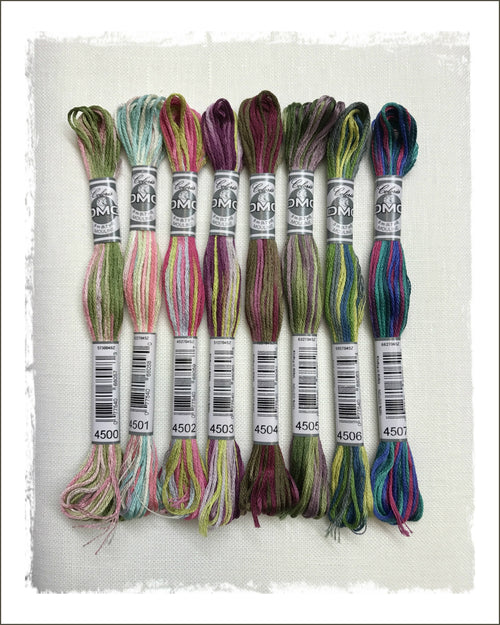 DMC Stranded Cotton Coloris 6ply