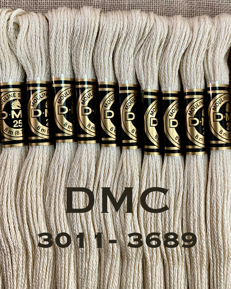 DMC 6ply Stranded Cotton - Pge7