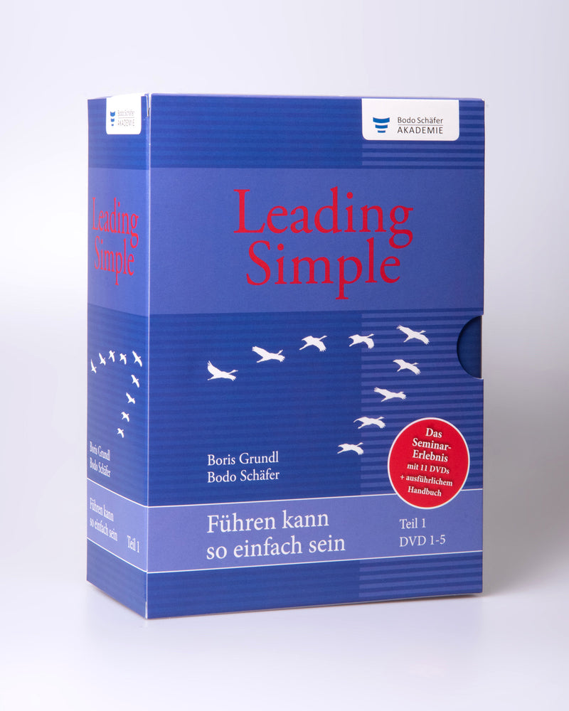 Leading Simple - DVD-Box Teil 1