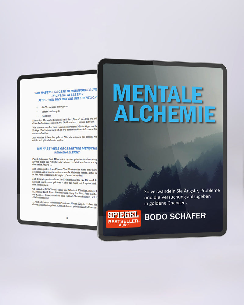 Mentale Alchemie - eBook