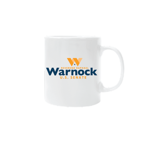 Puppies 4 Warnock Mug