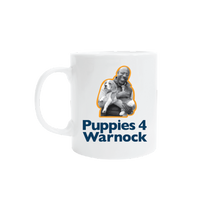 Load image into Gallery viewer, Puppies 4 Warnock Mug