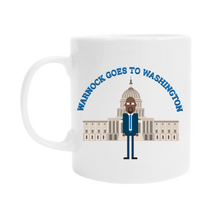 Load image into Gallery viewer, Warnock Goes to Washington Mug