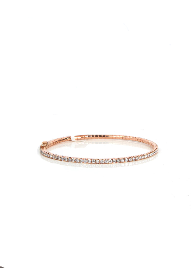 Full Cut Diamond Bangle