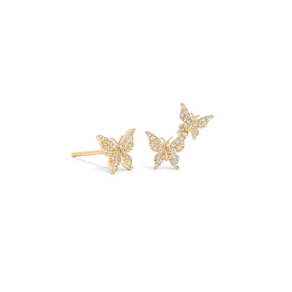 Butterfly Double Stud