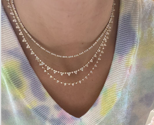 Medium Tennis Necklace