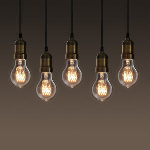 Vintage Style Incandescent Filament Edison Light Bulbs
