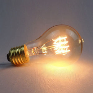 Colonial Era Edison Filament Light Bulb