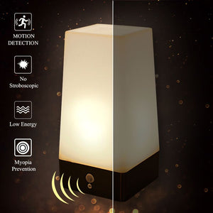 LED Night Light w/ Motion Sensor, Low Energy Consumption