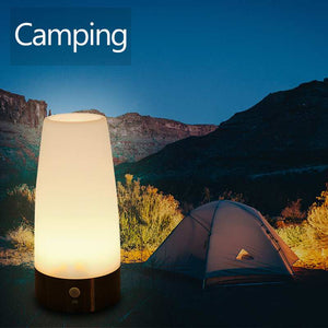 Round LED Night Light for Camping
