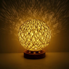 Load image into Gallery viewer, Glowing Moon Table Lamp for Home & Office Decor