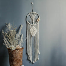 Load image into Gallery viewer, Handmade Macrame Hanging Tapestry, Several Styles