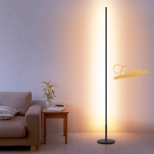 Slim & Slender Dimming Floor Lamp