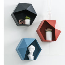 Load image into Gallery viewer, Floating Geometric Wall Mount, 3 options