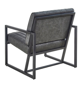 Retro Traditional Armchair Furniture w/ Metal Legs, Interior Design, Affordable Design Ideas, Accent Furniture