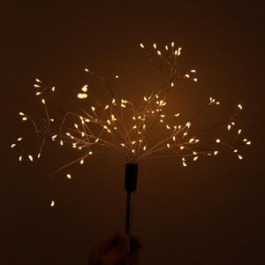 Dandelion Solar Fireworks Lights with 150 LEDs Each