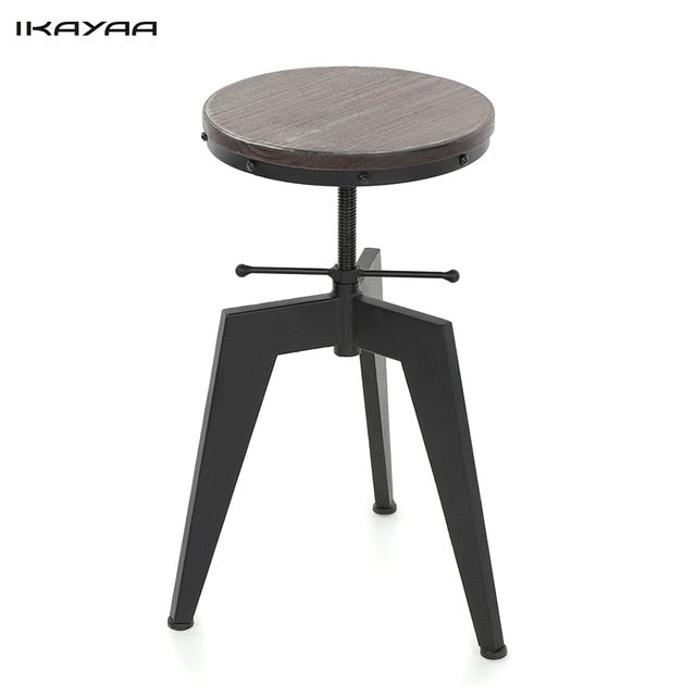 Adjustable Height Stool for Home & Office, Interior Design, Affordable Design Ideas, Accent Furniture