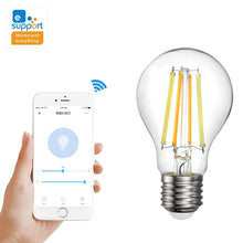 Load image into Gallery viewer, WiFi Smart Filament Dual Color LED Bulb