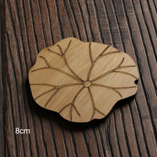 Load image into Gallery viewer, Natural Wooden Coasters & Tea Serving Trays, Perfect for tea cups or cocktails! 6 options